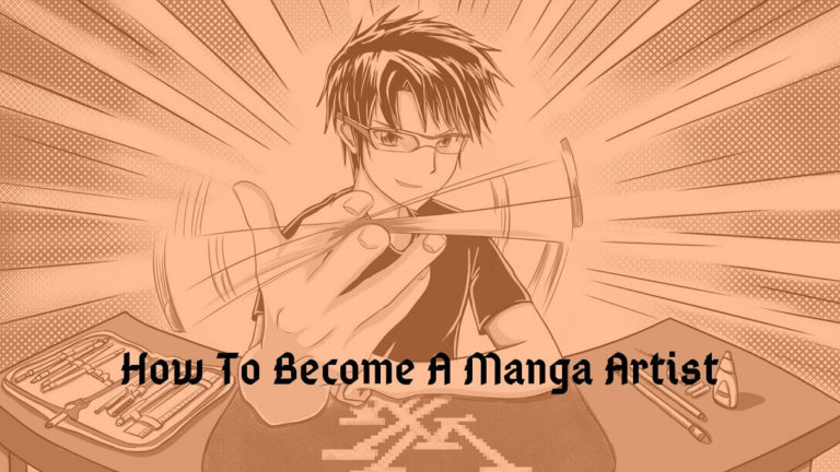How to become a Manga Artist [Japanese Art] | Mangaka Guide
