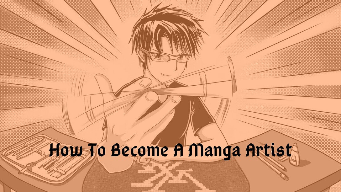 How to become a manga artist