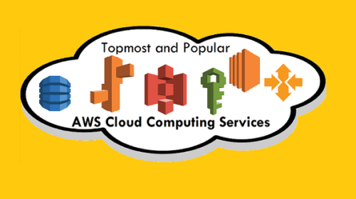 Topmost AWS Cloud Computing Services | AWS Beginners Guide