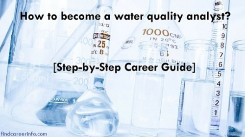 Water Quality Analyst Career Path | Complete Career Guide