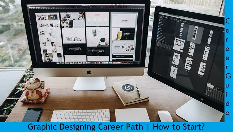 How to start a career in graphic designing