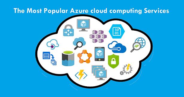 Most Popular Azure cloud computing Services