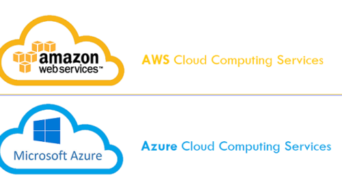 Similar Cloud Services in AWS and Azure | Cloud Computing Guide