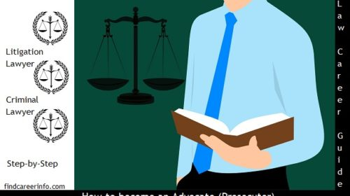 How to become an Advocate (Prosecutor) | Law Career Guide