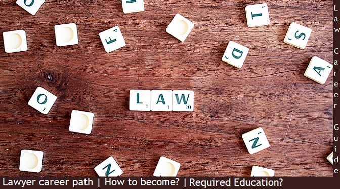 Lawyer career path