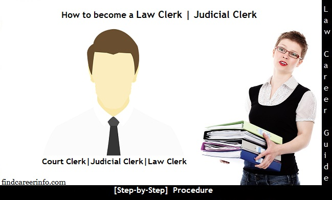 How to become a Law Clerk