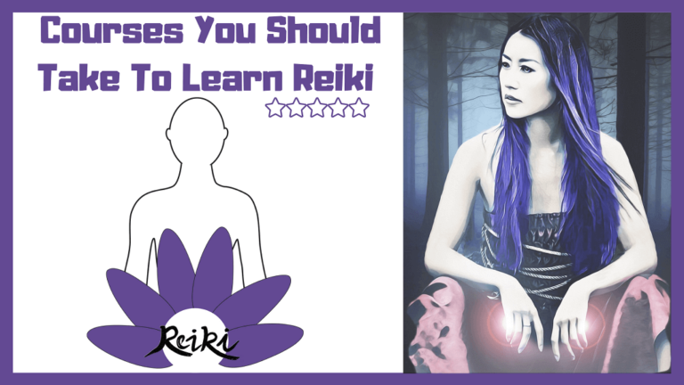 Top 3 Best Reiki Courses [2020] That'll Teach You Everything