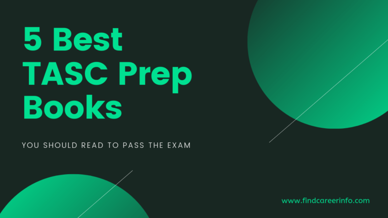 5 Best TASC Exam Prep Books / Study Guides