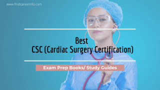 3 Best CSC Exam Prep Books | CSC Cardiac Surgery Study Guide Review