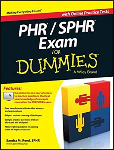 Best PHR and SPHR books to pass the exam