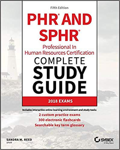 Best PHR and SPHR study guide