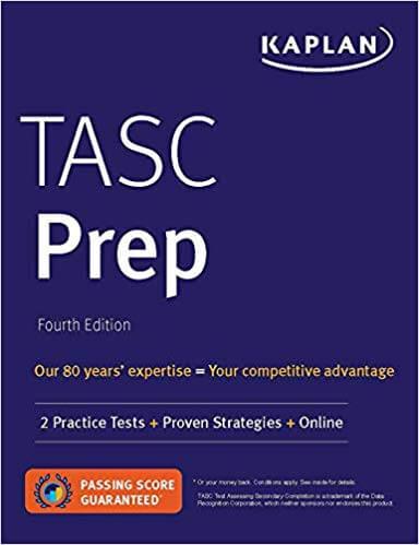 Best TASC Prep Books