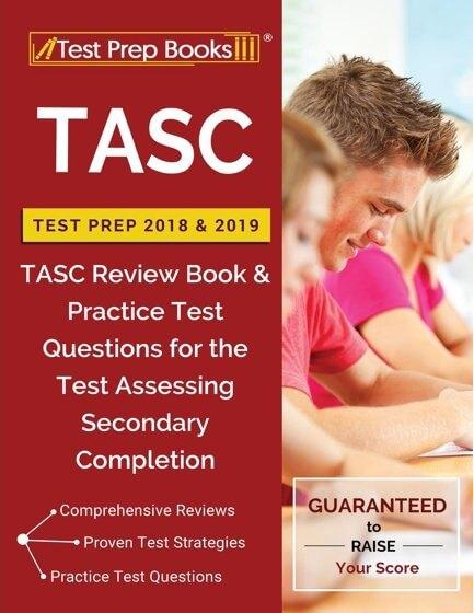Best TASC Prep study guide
