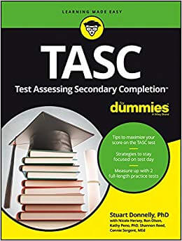 Most Popular TASC exam Prep Books