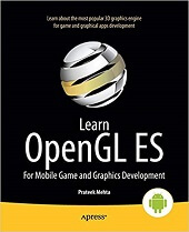 Best Books to Learn OpenGL ES For Mobile Game and Graphics Development