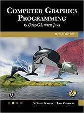 Best Books to learn Computer Graphics Programming in OpenGL with Java