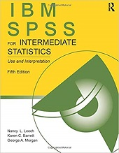 Best IBM SPSS books for Intermediate Statistics