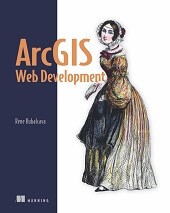 best ArcGIS Web Development book