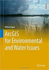 best ArcGIS book for Environmental and Water Issues