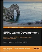 best books to learn SFML Game Development