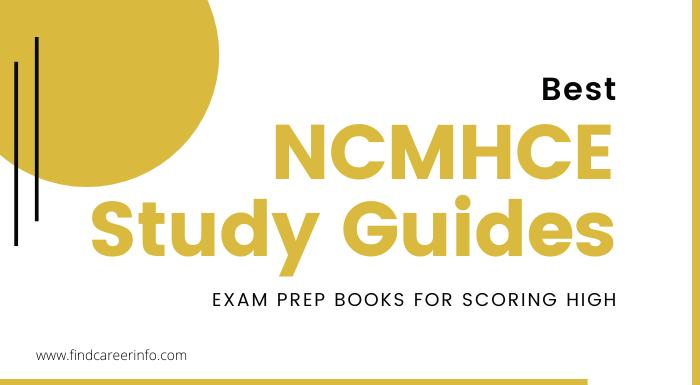 Best NCMHCE Study Guides Exam Prep Books