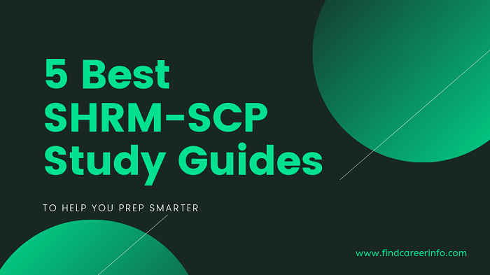 Best SHRM SCP Study Guides to Help You Prep Smarter