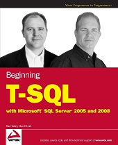 Best T SQL Sever books to read