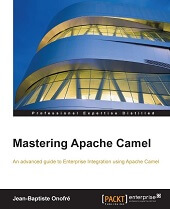 Books to Mastering Apache Camel