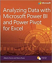 Books to learn microsoft power BI and Pivot