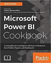 Microsoft Power BI Best Books for beginners
