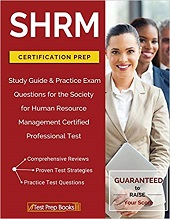 best SHRM Certification Prep Study Guide