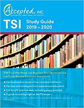 best TSI Exam Prep Books