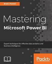 best books to Mastering Microsoft Power BI