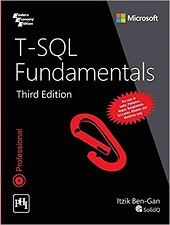 best books to learn T-SQL Fundamentals