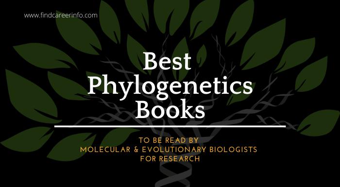 Best Phylogenetics Books to read
