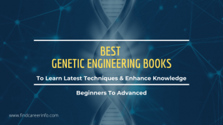 10+ Best Genetic Engineering Books