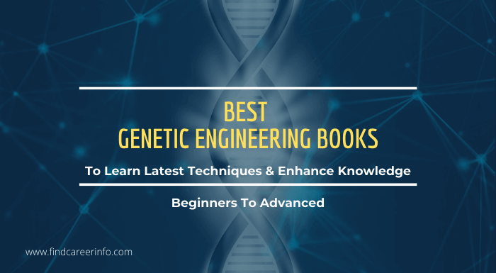 Best Genetic Engineering Books Beginners To Advanced