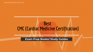 3 Best CMC Exam Prep Books | CMC Cardiac Medicine Study Guides Review