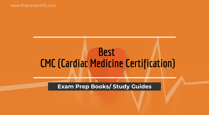 Best CMC Exam Prep Books Study Guides Review