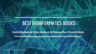 11 Best Bioinformatics Books To Read in [2021]