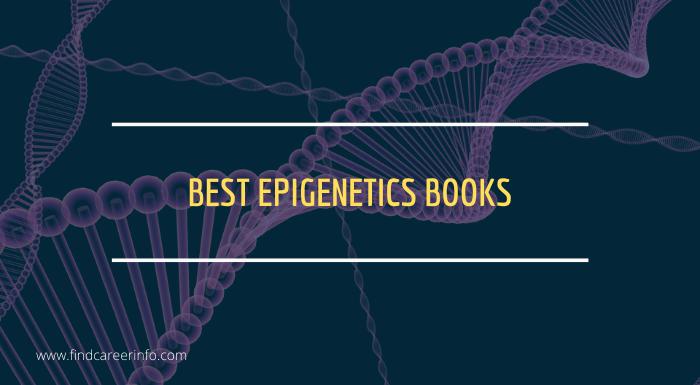 Best Epigenetics Books epigenomics