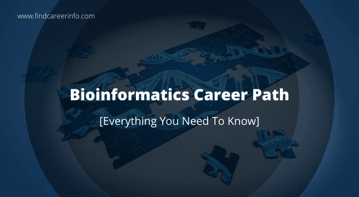 Bioinformatics Career Path – Everything You Need To Know